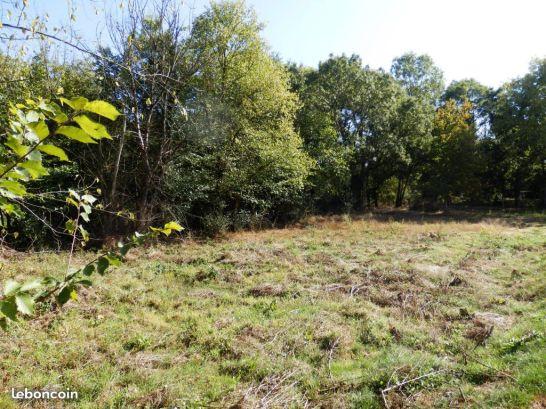 Photo du terrain sur leboncoin